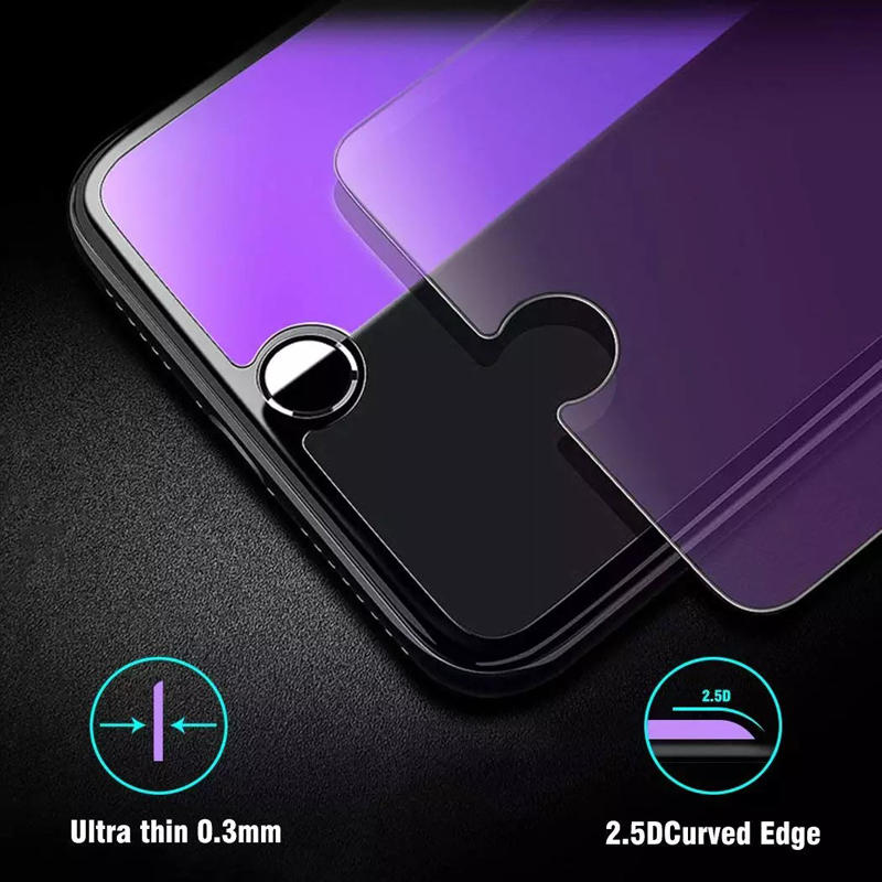 2.5D Anti Blue-Ray Screen Protector voor Xs / Xr / Xs Max
